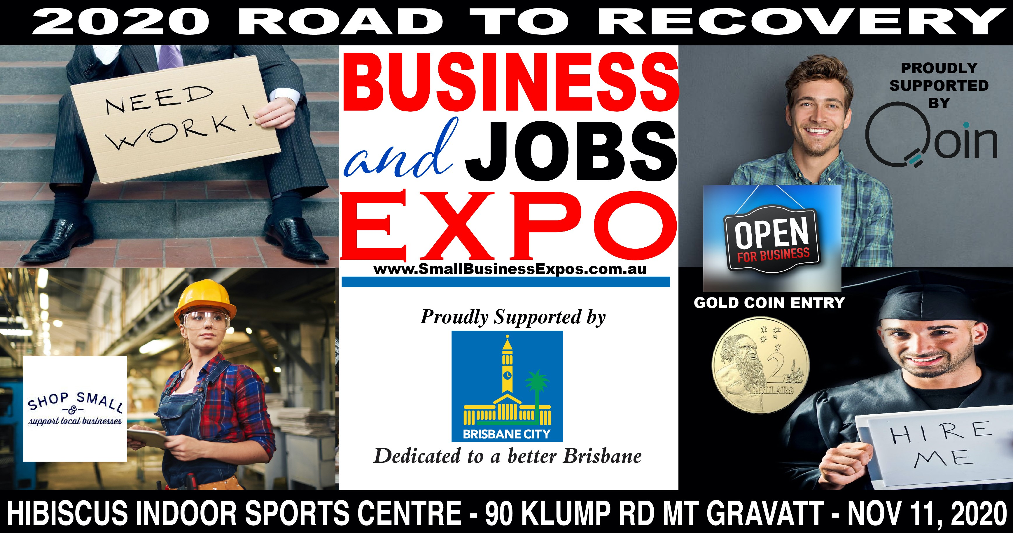 Business Expos | Brisbane | Gold Coast | Small Business Expos | New Artwork Brisbane Copy