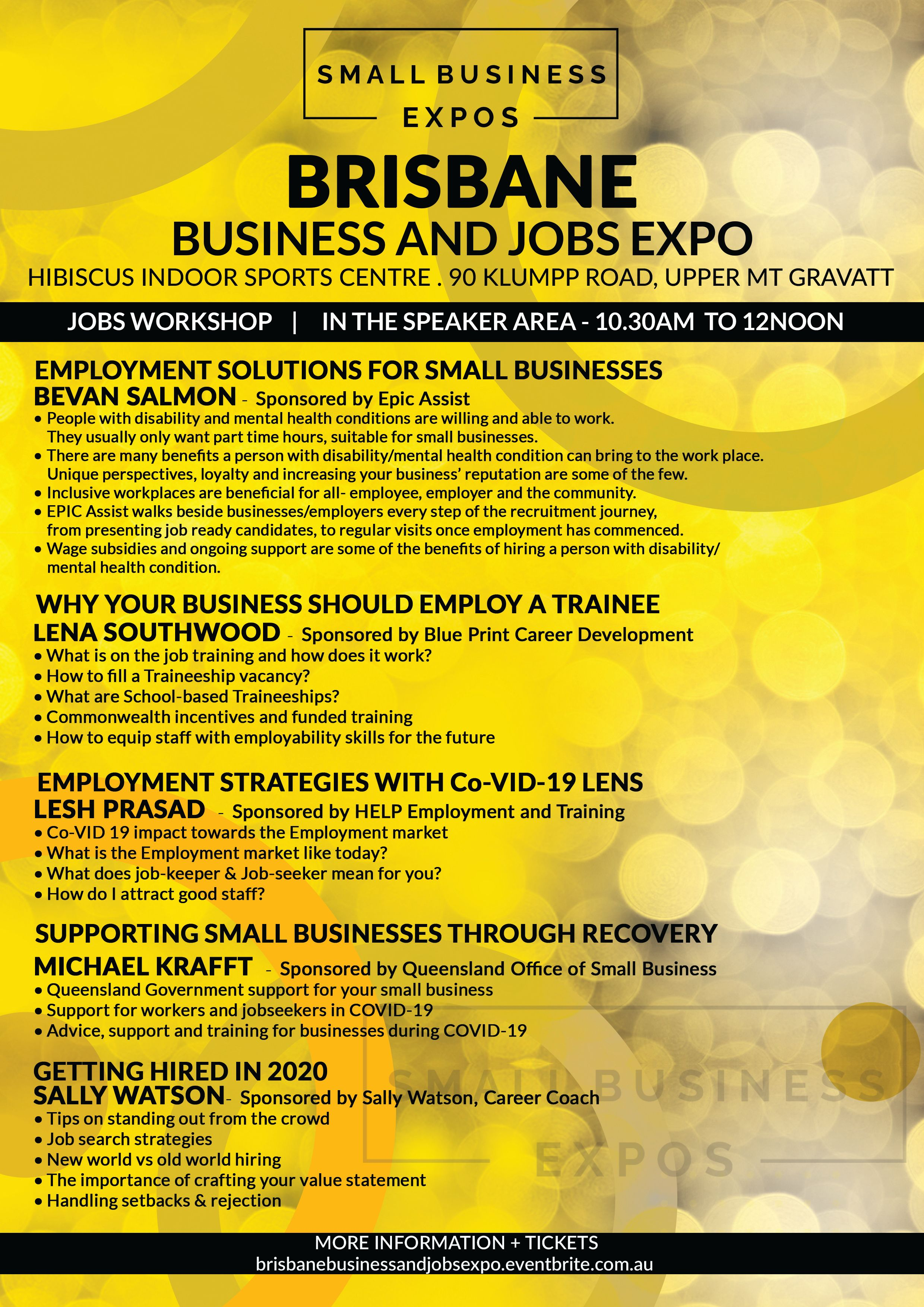 Business Expos | Brisbane | Gold Coast | Small Business Expos | Gxf2fgkq