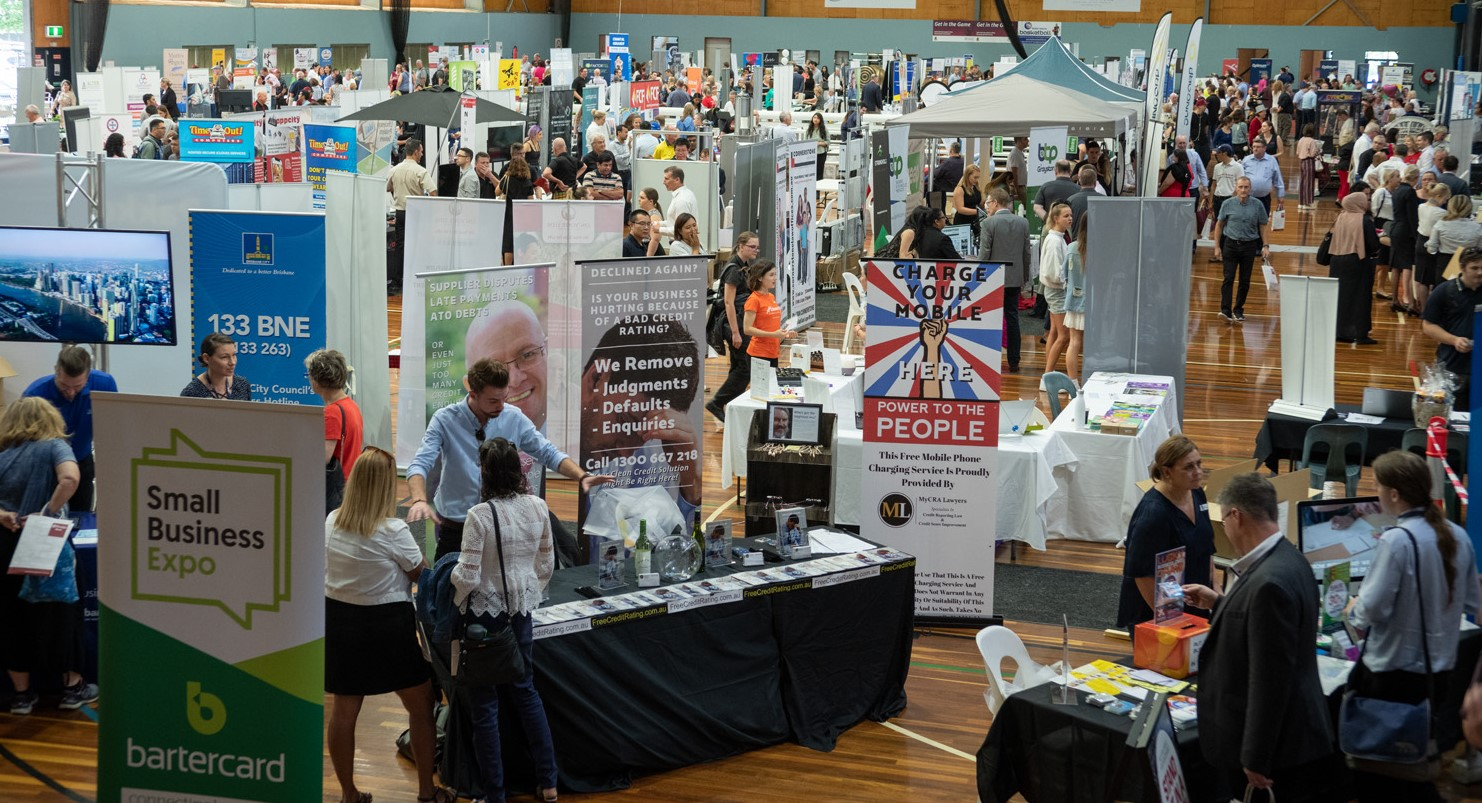 10 Benefits of Joining Expos