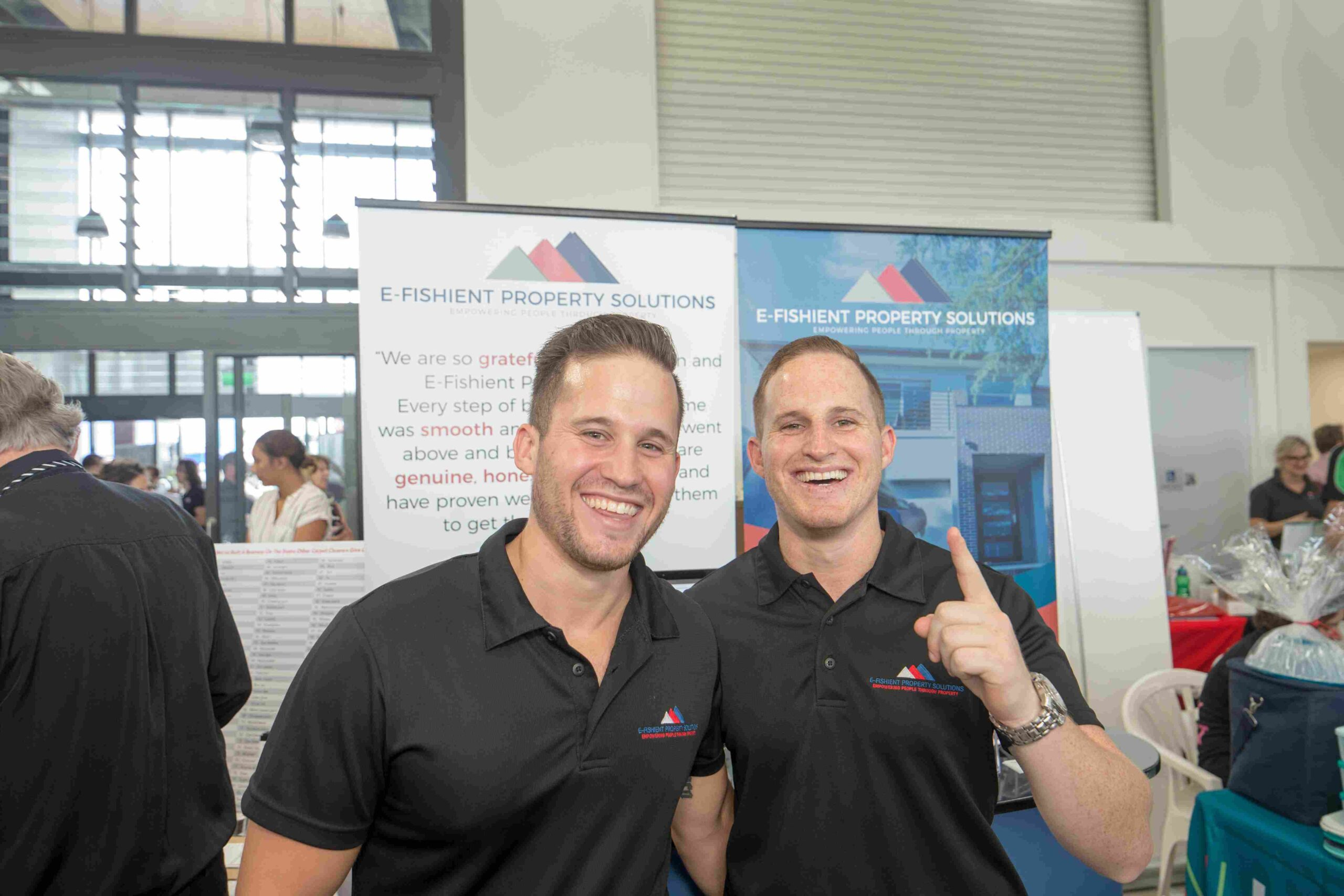 Small Business Expos - E-Fishient Property Solutions