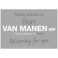 Federal Member for Forde – Bert Van Manen - Partner & Sponsor - Small Business Expos