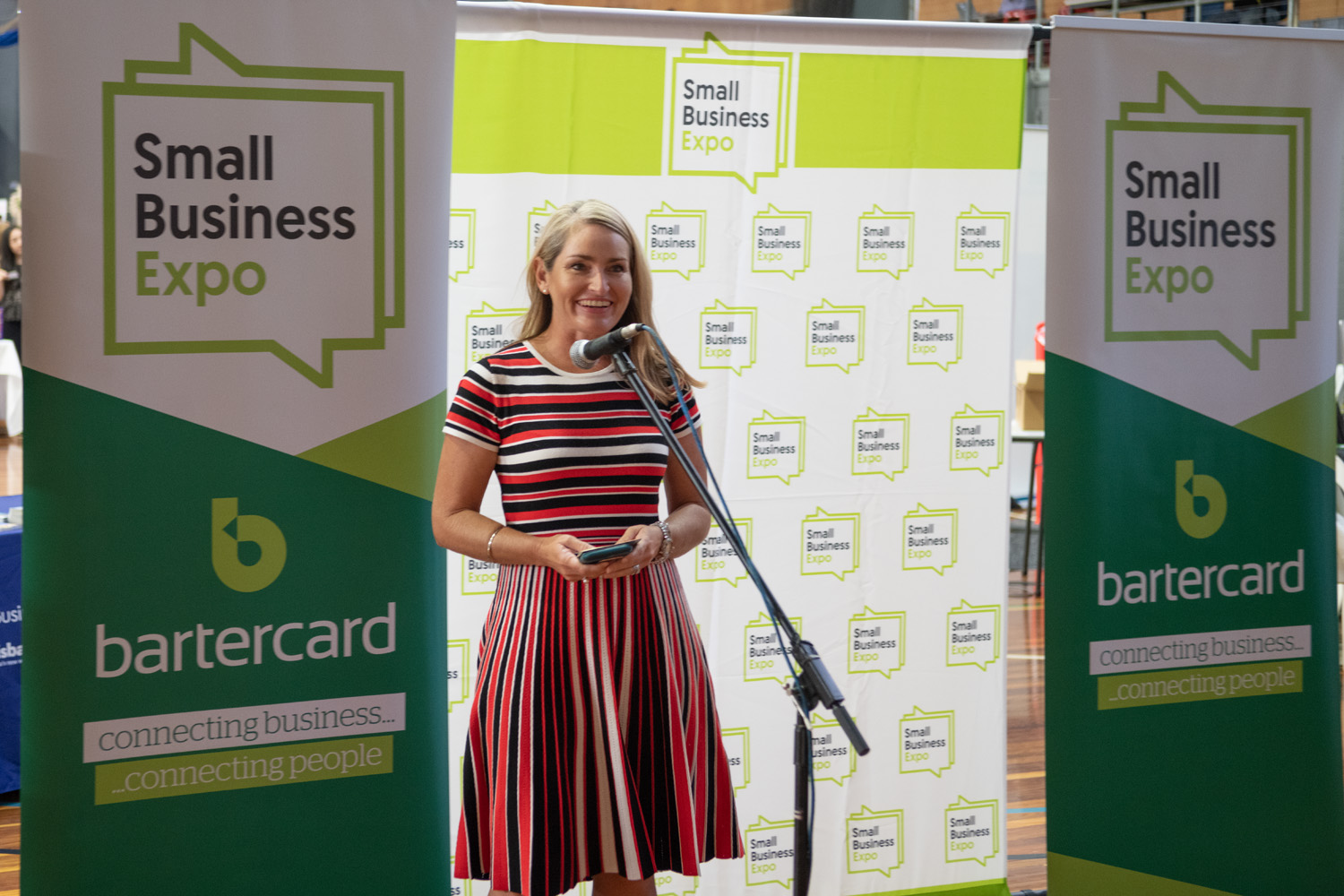 Speakers VOICE TO YOUR BUSINESS - Small Business Expos