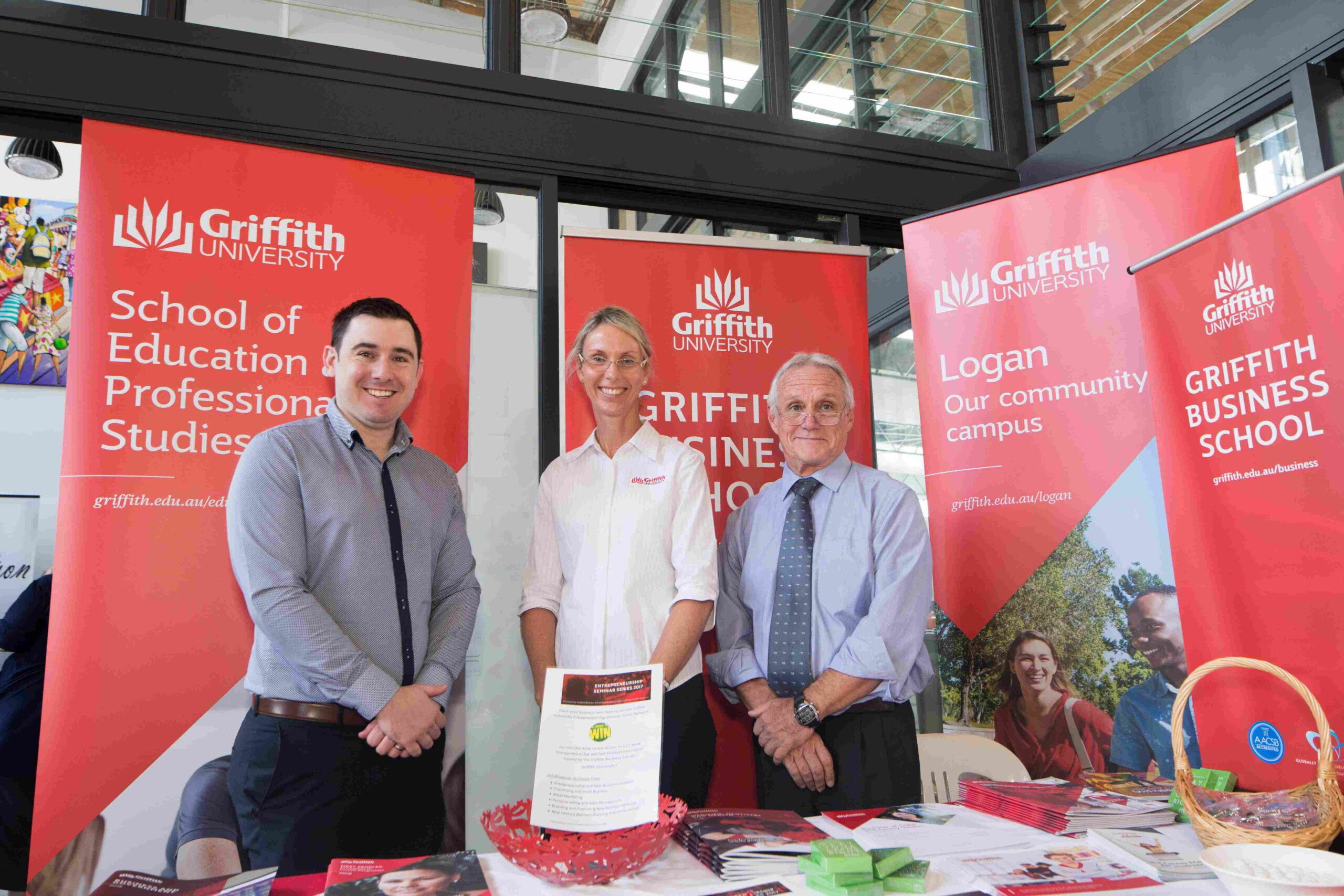 Small Business Expos - Griffith University