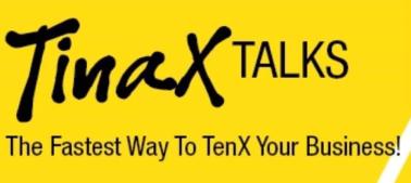 Tina X Talks